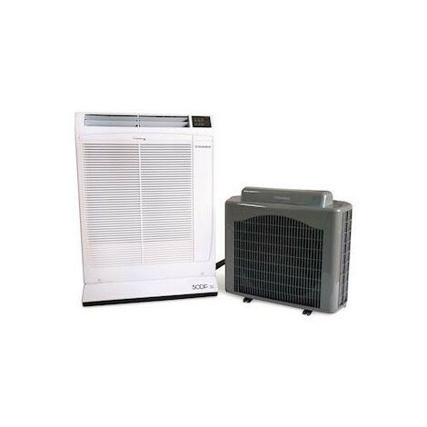 Climatiseur mobile déconnectable SCDF32CC / Technibel