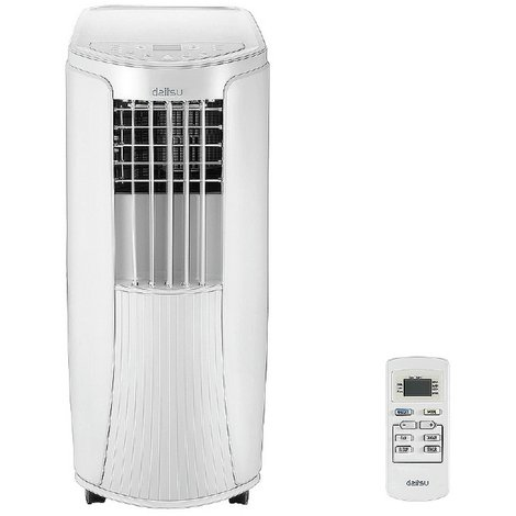 Climatiseur mobile GREE Shiny 9/R290 - 2640W - 3NGR0165