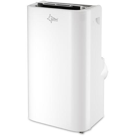 Climatiseur Mobile Impuls 3.5 Eco R290 (12.000 BTU) 60 m² Climatiseur Portable 3 en 1 (3,4 kW) [Classe énergétique A] SUNTEC