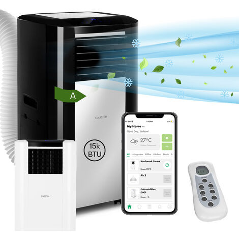 """main image of """"Climatiseur mobile Max Breeze Smart mobile15000 BTU/h (4,4 kW) CEE A"""""""