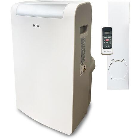 climatiseur mobile monobloc 12000BTU/3500w 35m2 - htw-pc-035p27 - htw