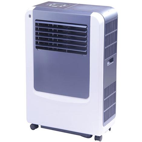 climatiseur mobile monobloc 1230w 32m2 - 029768 - profile