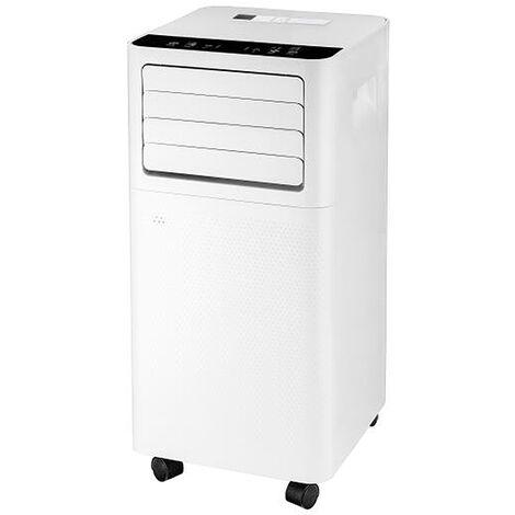 climatiseur mobile monobloc 2050w 16m2 - tac07cpbrv - tcl