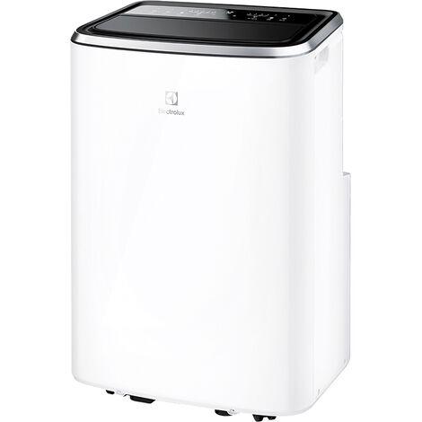 climatiseur mobile monobloc 2600w 18m2 - exp26u338cw - electrolux