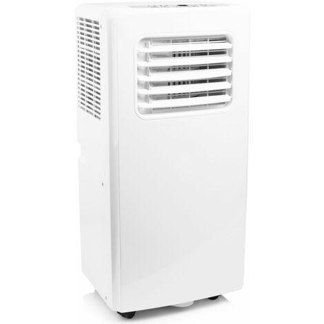 climatiseur mobile monobloc 2630w 25m² - ac-5529 - tristar