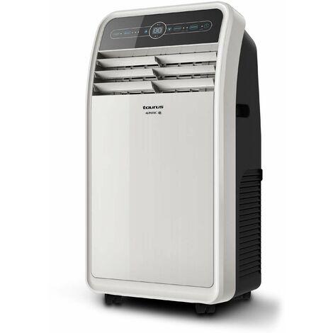 climatiseur mobile monobloc 2650w 26m2 avec kit - ac260kt - taurus alpatec