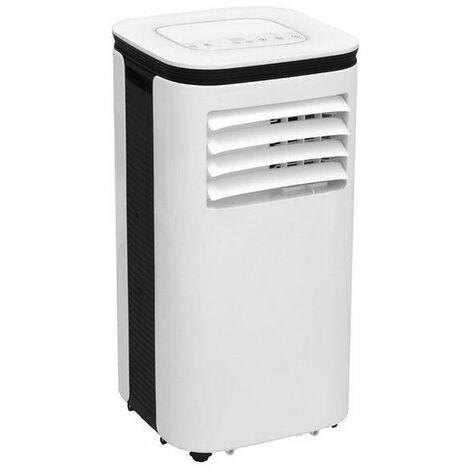 climatiseur mobile monobloc 2700w 25m² - 002157 - saneo