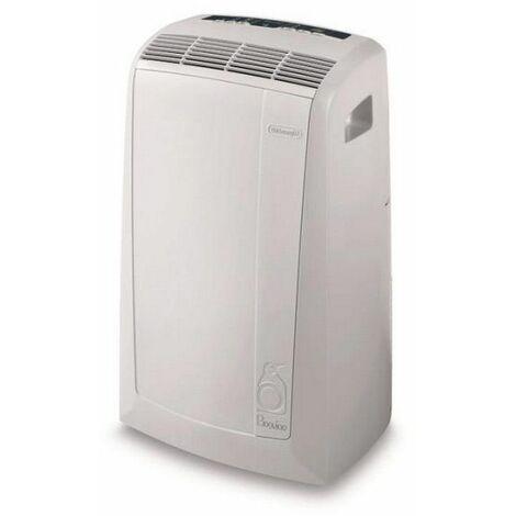 climatiseur mobile monobloc 2900w 29m2 - pacn77eco - delonghi