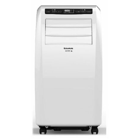 climatiseur mobile monobloc 2930w 25m2 - ac293 - taurus alpatec