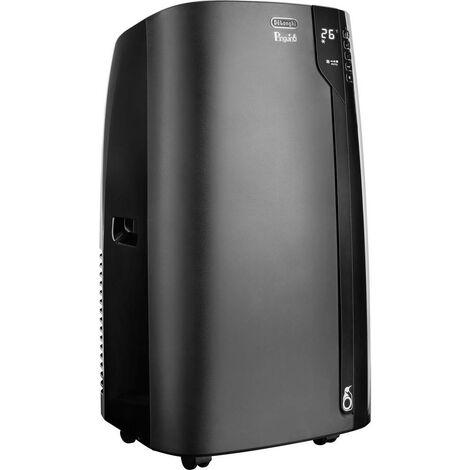 climatiseur mobile monobloc 3000w 44m2 avec kit - pacex120silent - delonghi