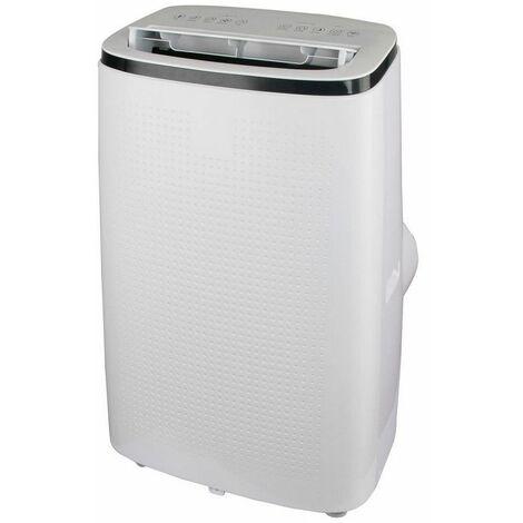 climatiseur mobile monobloc 3500w 35m² - 002158 - saneo