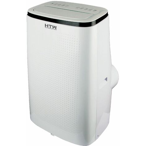 climatiseur mobile monobloc 4100w 35m2 - htw-pc-041p31 - htw