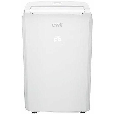 climatiseur mobile monobloc 9000 BTU/2600w 25m2 - snowair9c - ewt