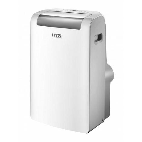 climatiseur mobile monobloc réversible 12000 BTU/3500w 35m2 - htw-pb-035p27 - htw