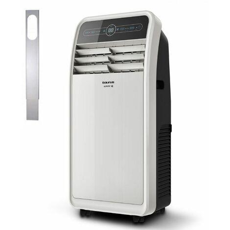 climatiseur mobile réversible 12000 BTU/3500w 30m2 avec kit fenêtre - ac351rvkt - taurus alpatec