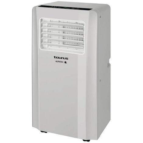 climatiseur mobile réversible 2600w 18m2 - ac2600rvkt - taurus alpatec