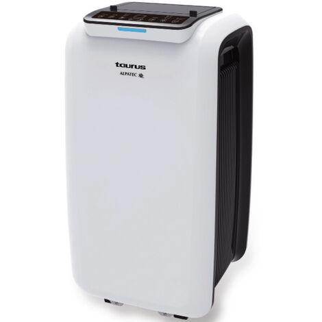 climatiseur mobile réversible 2640w 28m2 avec kit fenêtre - ac280kt - taurus alpatec
