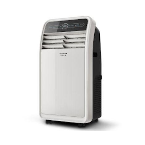 Climatiseur mobile réversible - 65dB - 360 m3/h - Blanc
