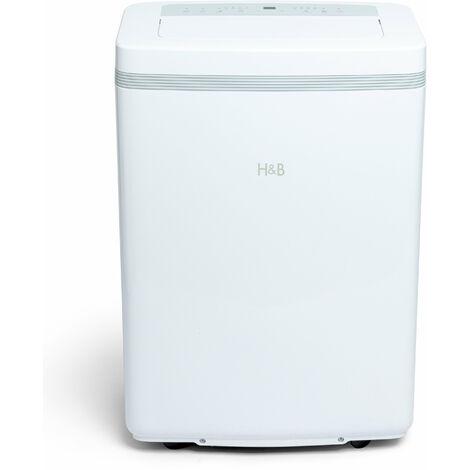 Climatiseur Mobile silencieux | 3.5kW - 12000 BTU | Classe A | Garantie 4 ans