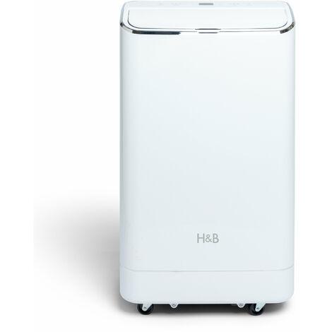 Climatiseur Mobile silencieux | 3.5kW - 12000 BTU | Classe A |Wifi | Garantie 2 ans