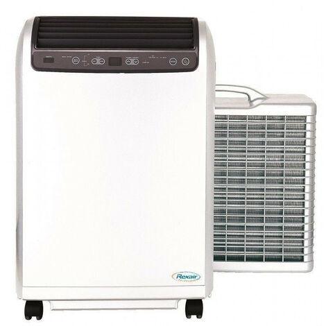 Climatiseur mobile split C15000N - 4.3 kW - Rexair France