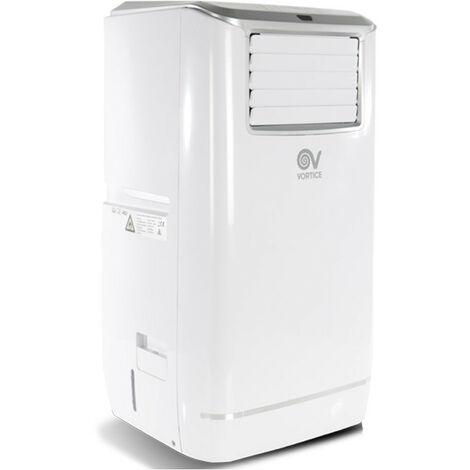 Climatiseur mobile Vortice KRYO POLAR EVO 11000BTU Gaz R290 65001