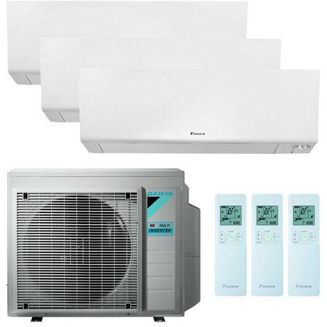 Climatiseur Triple-Split Daikin Perfera 12000+12000+12000BTU R32 Inverter