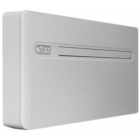 Climatiseur réversible Soloclim DC Inverter - Froid 2040W - Chaud 2100W - Blanc