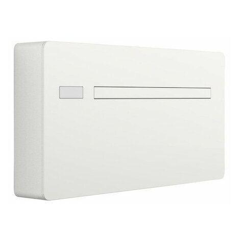 Climatiseur réversible Soloclim DC Inverter - Froid 2350W - Chaud 2360W - Blanc