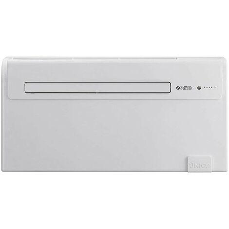 Climatiseur sans unité extérieure Unico Air 10 HP Olimpia Splendid avec pompe à chaleur gaz R410A | Blanc