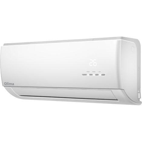 Climatiseur split DC inverter 2630W SC4125 - QLIMA