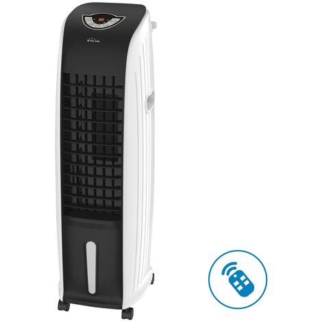 Climatizador Evaporativo digital con mando a distancia RAFY 97