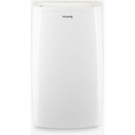 Climatizador Portátil Reversible especial Sueño KOL7812 H.Koenig, 3500 W