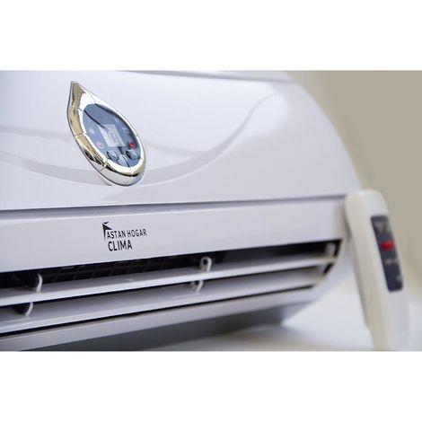 Climatizador Split PTC Cerámico con Display Led Potencia 1000W / 2000W