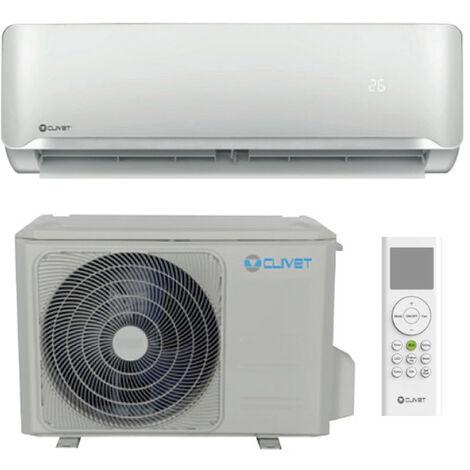 Climatizzatore Clivet Essential 2 3,5KW 12000BTU A++/A+ R32