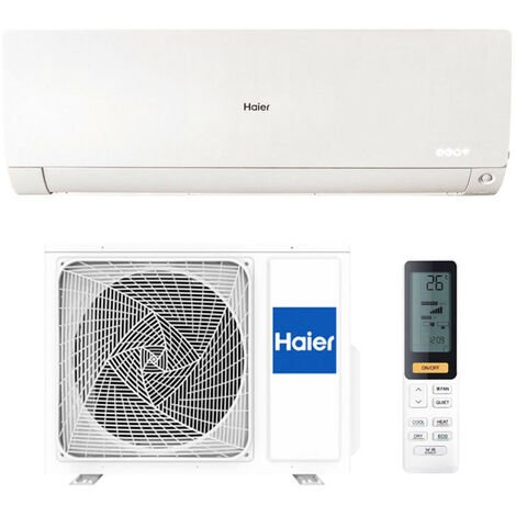 Climatiseur Haier Flexis 3,5 KW 12000Btu WI-FI A+++/A++ R32 Couleur Blanche