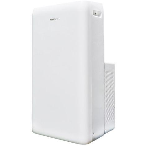 Climatizzatore portatile wifi Gree Over da 13000 btu in pompa di calore