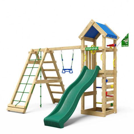 Climbing frames - patio
