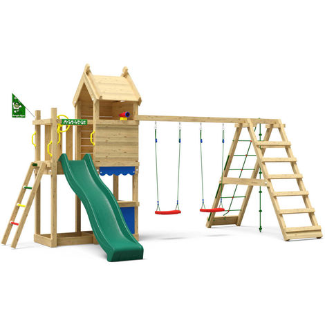 Climbing frames - resort