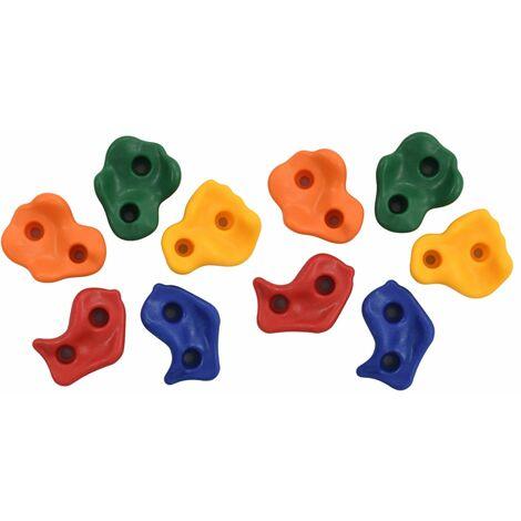 Climbing Stones 10 pcs Multicolour PE