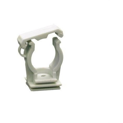 """main image of """"Clip cierre nylon gris diámetro 32mm Walraven"""""""