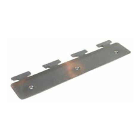 clip de acero inoxidable para 200 mm de PVC tanga