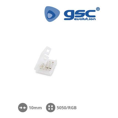 Clip para unir tiras de LED 10mm SMD5050/RGB