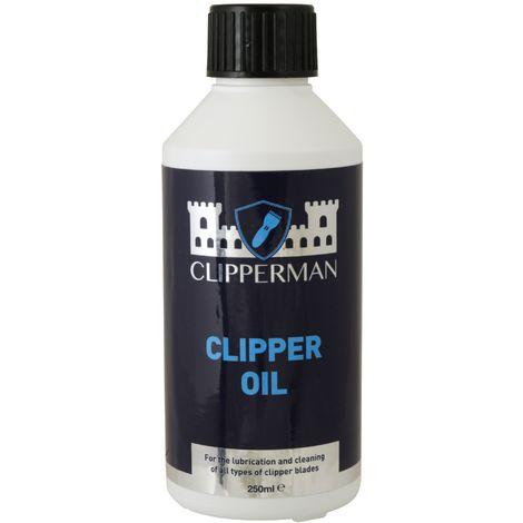 Clipperman Clipper Liquid Oil (250ml) (May Vary)