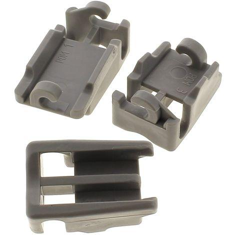Clips support clayette sup/érieure GAGGENAU x3 NEFF - Lave-vaisselle BOSCH SIEMENS