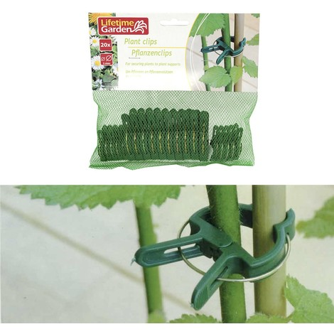 Clips Para Plantas 20Pcs - NEOFERR