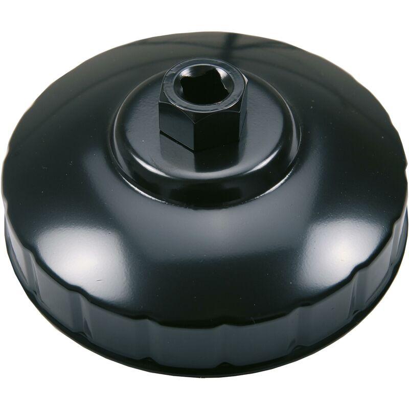 Clé à filtres cloches | 18 pans | Ø 108 mm | pour Opel, Renault - Bgs Technic