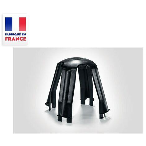 Cloche de protection pour spot à encastrer 110 MM Noir - Noir