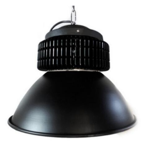 Cloche Industrielle LED 150W 120 NOIR