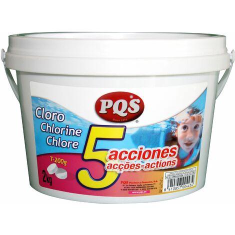 """main image of """"CLORO 5 ACCIONES BOTE 5KGS"""""""